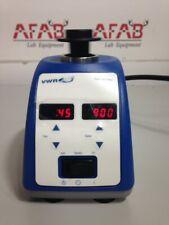 Vwr 10153 842 Digital Vortex Mixer With Accessories