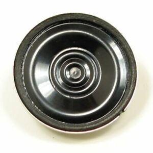 "TDS 1.10"" (28mm) Round 8 Ohm Speaker for Model Train DCC Locomotive Sound"