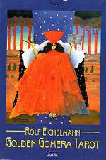 GOLDEN GOMERA TAROT - 78 Karten von Rolf Eichelmann - URANIA - NEU
