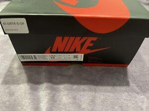 Jordan Air Retro 1 High OG Basketball Shoe for Men, Size 10 - Court...