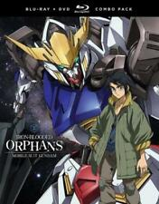 Mobile Suit Gundam: Iron-Blooded Orphans Season One, Part One (DVD,2017)
