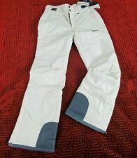 Arctix Womens White Snowpants Ski Pants Snow Board Pants Size Small New
