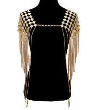 luxe celeb statement gold volle schulter kette körperkette-von felsen boutique