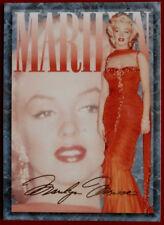 MARILYN MONROE - Series 1 - Sports Time 1993 - Individual Card #57