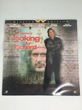 Looking For Richard - Widescreen Laserdisc