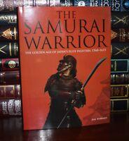 Samurai Warrior Japan Golden Age Illustrated New Deluxe Hardcover Gift Edition