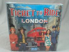 Ticket To Ride London New Sealed Days Of Wonder