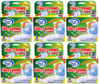 House Care Toilet Bowl Cleaner Tabs with Bleach, 2 Ct. (Pack of 6)