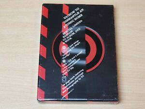 MINT & Sealed !! U2/How to Dismantle a Atomic Bomb/2004 CD Album/DVD + Book