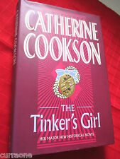 Catherine Cookson THE TINKER'S GIRL 1994 hardcover with jacket