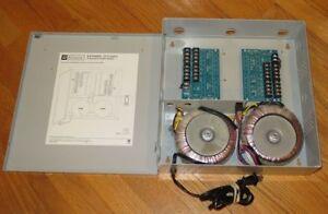 Altronix BH2816600CB 16-Output 24-28vac CCTV Camera & Accessory Power Supply