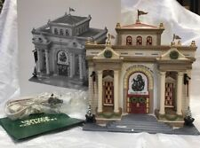 Department 56 Christmas in the City Heritage Museum of Art Porcelain House Boxed