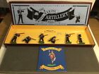 Britains Soldiers 8826 The Royal Marine Artillery Near Mint In Box