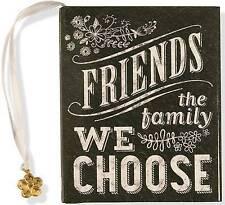 Friends: The Family We Choose (Mini Book) by Berman, Jax -Hcover