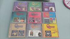 QUEEN - 18 ALBUMS 10 CD - EDICION ESPECIAL RUSA COLECCIONISTA NEW UNICA EBAY