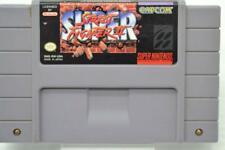 Super Nintendo SNES Super Street Fighter II - game cartridge only {B92}