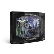 Dungeons and Dragons Forgotten Realms Drizzt & Guenhwyvar Exclusive