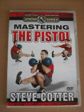 Steve Cotter-Mastering The Pistol Dvd