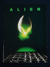 Alien 1979 * Ridley Scott * Sci-Fi Horror * Souvenir Program * C10 Mint Unused!
