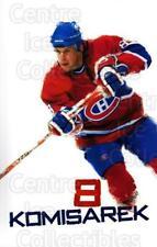 2003-04 Montreal Canadiens Postcards #13 Mike Komisarek