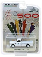 1:64 GreenLight *INDIANAPOLIS 500* WHITE 1967 Chevrolet C10 Official Truck *NIP*