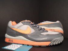 2003 Nike Air WILDWOOD ACG HUMARA GRAPHITE GREY ORANGE MAGNET 305289-081 6 7.5