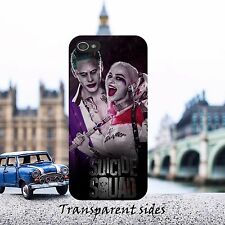 Suicide Squad Harley Quinn Joker Villains Phone Case Cover