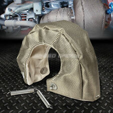 FOR T4 GT35 GT37 GT40 GT45/47 TURBOCHARGER TURBINE TITANIUM HEAT-WRAP BLANKET