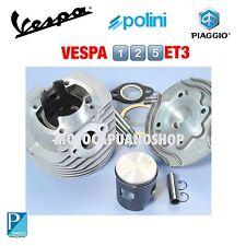 GRUPPO TERMICO POLINI EVOLUTION VESPA 125 ET3 SPECIAL 130 VESPA 50 PK R N L