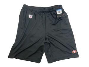 San Francisco 49ers Nike On Field Shorts Gray Dri-Fit AO3767-010 Sz M