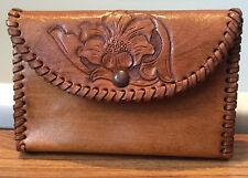 Leather Envelope Purses & Wallets Vintage