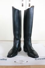 Mens Leather Cavallo 'Winner' Riding Boots UK Size 7 Calf 38 in Original Box