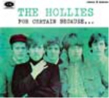 The Hollies-For Certain Because  (UK IMPORT)  CD NEW