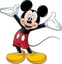 RoomMates Wandsticker XXL Wandtattoo Disney Mickey Mouse Ca. 92 7cm X 93 3cm