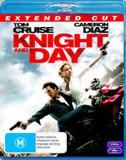 Tom Cruise Knight and Day DVDs & Blu-ray Discs
