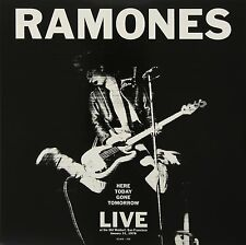 RAMONES Here Today Gone Tomorrow - Live at The Old Waldorf - LP / Vinyl