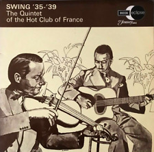 The Quintet Of The Hot Club Of France - Swing '35-'39 (LP) (EX/VG-)