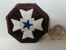 Post WWII US Army Medical Command Europe FE, ME SSI Patch