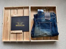 Neue Orig. Rokker Jeans Gr. 36/34 mit Orig. Box NP 349 Euro