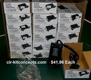 Cir-Kit Concepts 12 V 40 W Plugin Transformer LOT OF 16 - FREE SHIPPING
