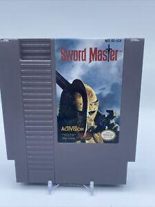 Sword Master NTSC  Authentic