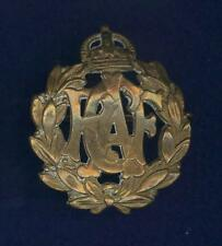 First issue-Royal Canadian Air Force (RCAF) 1924-cap badge