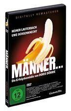 MÄNNER - UWE OCHSENKNECHT, HEINER LAUTERBACH, DIETMAR BÄR -    DVD NEU