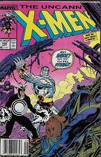The Uncanny X-Men (vol.1) Nº 248 1989 1st jim lee X-Men