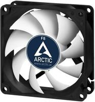 Arctic F8 80mm 2000RPM Silent High Performance PC 3 Pin Case Cooling Fan