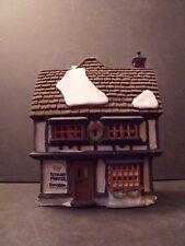 "Dept 56 Dickens' Village ""Tutbury Printer"" - #55689 - New In Box"