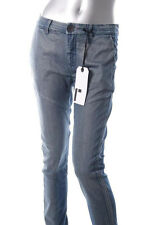 Rogan $288 NEW Blue XENON Skinny Jeans Regular Fit Sand Wash Pants 26 US