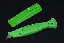Cuttermesser, Teppichmesser mit Köcher + 5 Klingen, Profimesser, Cutter, NEU