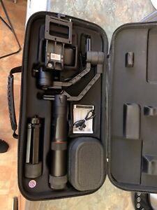 Zhiyun Crane 2 Handheld 3-axis Stabilizer Gimbal Follow Focus - Minimal Use