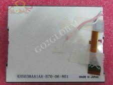 new  Kyocera KHS038AA1AA-B70 display original & unused part 90 days warranty